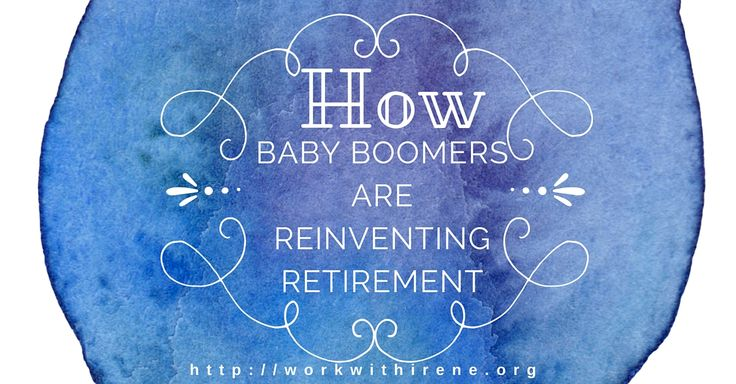 So lets face it people.  Baby boomers are reinventing retirement living because they are living a lot longer then their parents and definitely their grand parents.  And the number of boomers are going to double in the year 2050.