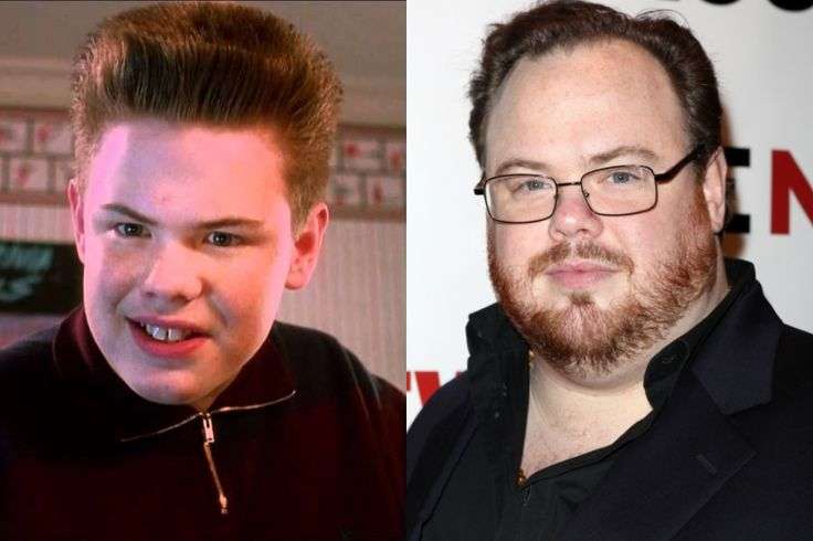 Devin Ratary as Buzz McCallister Home Alone Then and Now 8Ball.co.uk / www.8ball.co.uk/blog/home-alone-then-and-now/