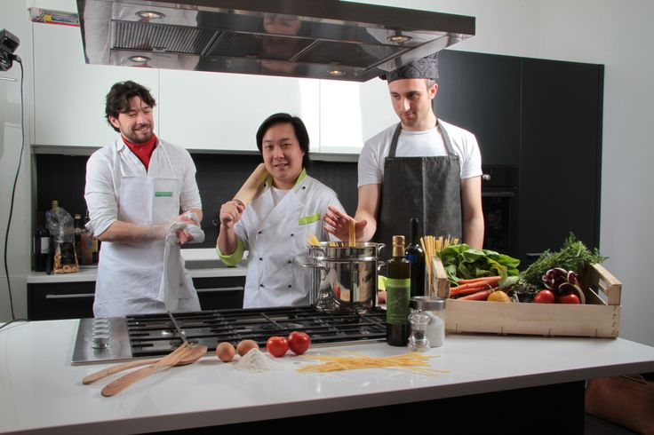 Vecchia Macina - Not Only a Food Blog: The Team Is Back