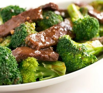 Elevated estrogen levels lead to fat accumulation and can interfere with muscle growth. In a clinical study, indole-3-carbinol cut the largely female hormone estradiol in half for men. Broccoli contains high levels of indoles, food compounds that help reduce bad estrogen.