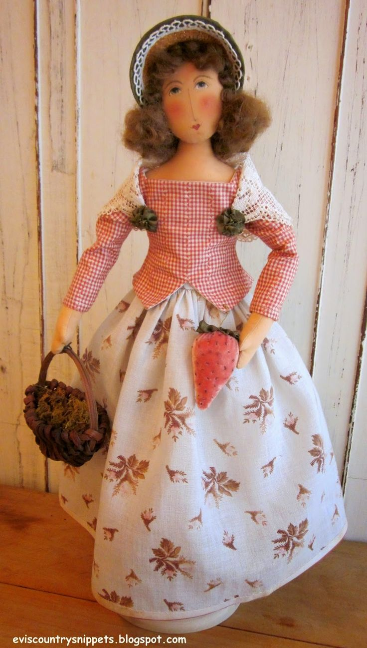 Evi 's Country Snippets Shop: SPRING BUNNIES AND SWEET DOLLS