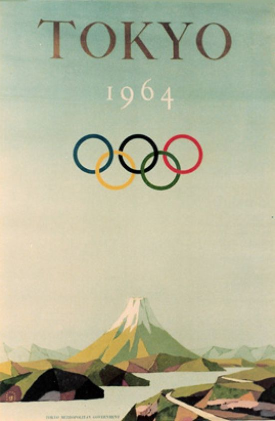 POSTER OLYMPICS........TOKYO........1964.......BING IMAGES.............