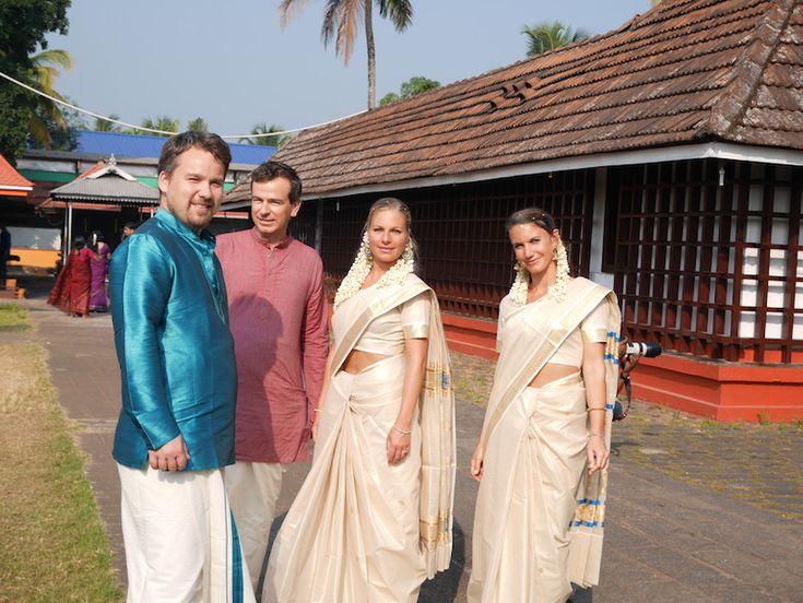 Dubajská delegace v Kerale :)