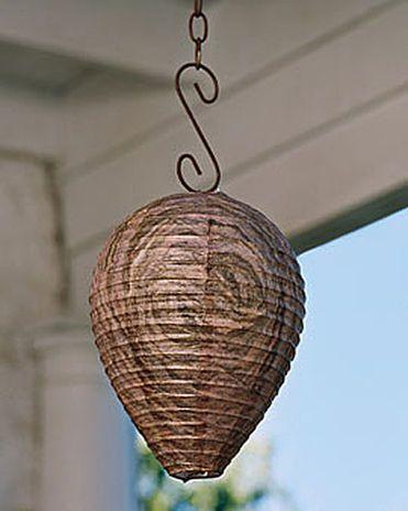 Set of 2 Natural Wasp Deterrents