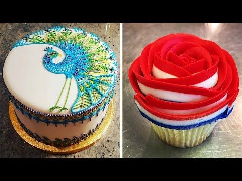 Cool decorated cupcakes 2017