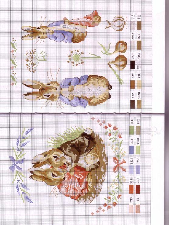 Gallery.ru / Фото #9 - Le monde de Beatrix Potter - Orlanda