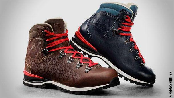 LOWA Wendelstein   современные походные ботинки в классическом стиле