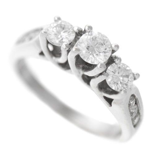 14k-white-gold-0-90-1-00ct-diamond-wedding-engagement-ring-size-6-25