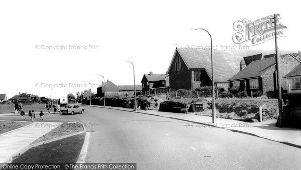 Widnes, Liverpool Road c.1965, from Francis Frith