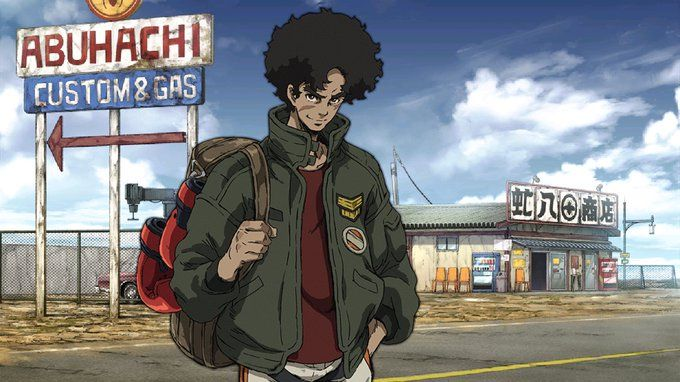 Megalo Box Anime Boy Anime Guys Cool Animations