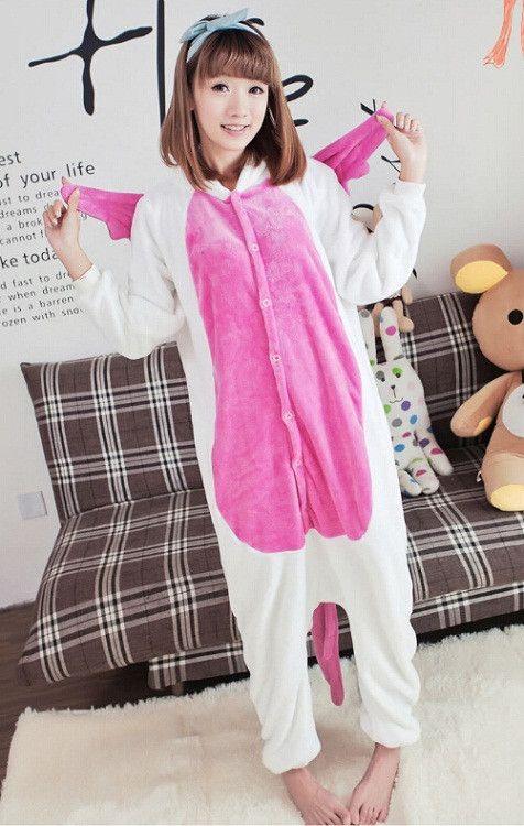 New Flannel Unicorn Pijama Cartoon Cosplay Adult Unisex Homewear Cute Onesies for adults animal Pajamas Women pajama unicornio