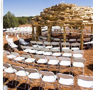 the wedding site
