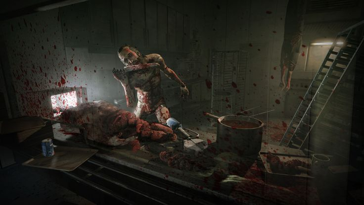 Scary Horror Game Outlast DLC 'Whistleblower' Release Details