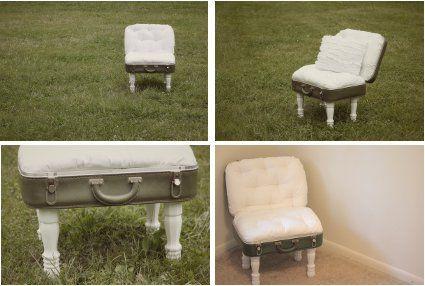 263 mejores im genes sobre proyecto de reciclaje para - Manualidades con muebles viejos ...