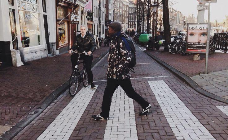 #strideby Amsterdam