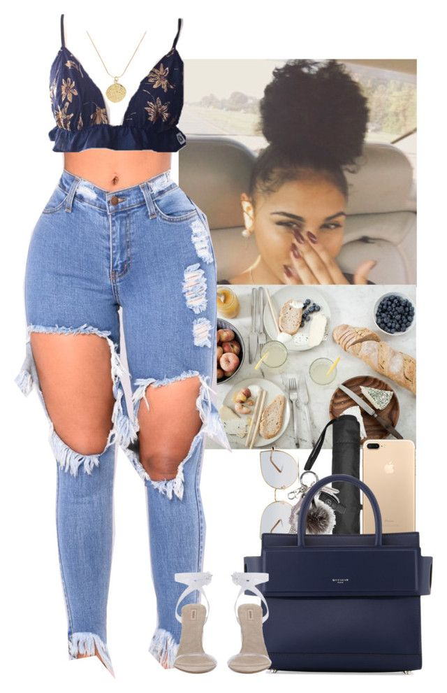 """""""tinashe- part favors"""" by mxnvt ❤ liked on Polyvore featuring MANGO, GlassesUSA and Givenchy"""