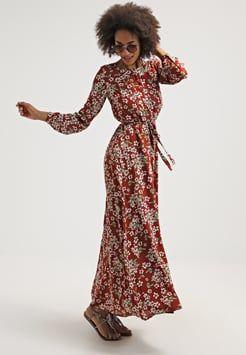 mint&berry - Maxi-jurk - henna