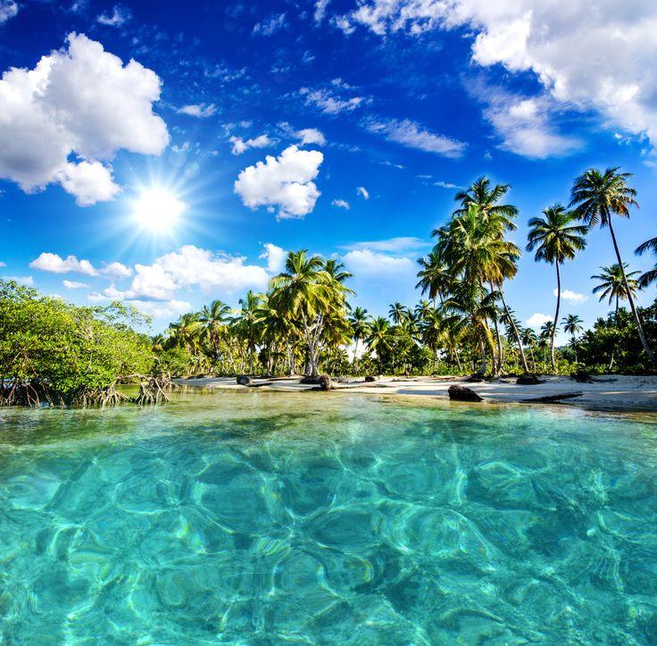 Paysage de rêve, Caraïbes #croisière #croisierenet.com #paysage #caraïbes #voyage #croisièrecaraïbes