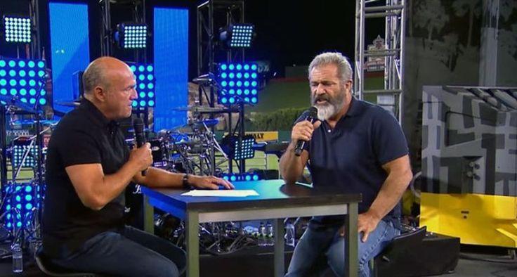 """Mel Gibson diz que seu próximo trabalho pode ser """"A Ressurreição"""""""