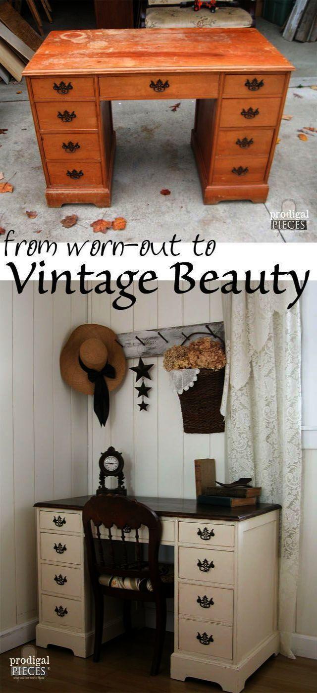 Vintage Furniture East Village Shabby Chic Bedroom Ebay