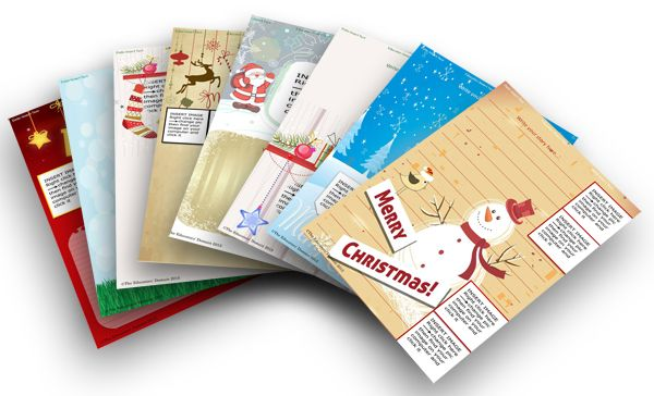 Christmas Pack- Includes EYLF Learning story templates to document your Christmas experiences, activities and celebrations.