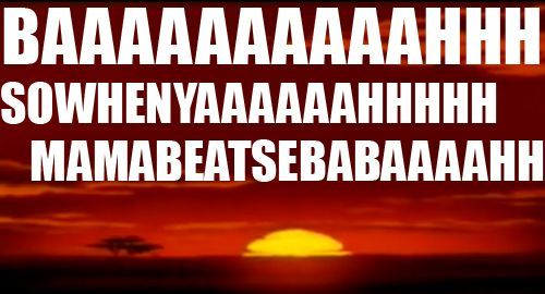 I know the lyrics but still...: Safari Animal, 90S Kids, Circles Of Life, Songs, Growing Up, Movie, Funnies, The Zoos, The Lion King