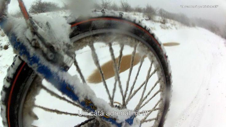 Aventuri pe bicicleta : Zapada pe creasta Zarandului