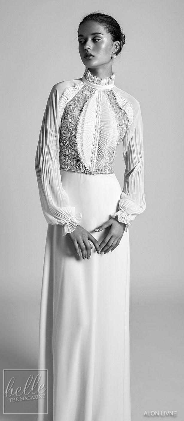 Wedding Dress by Alon Livne 2018 Bridal Collection