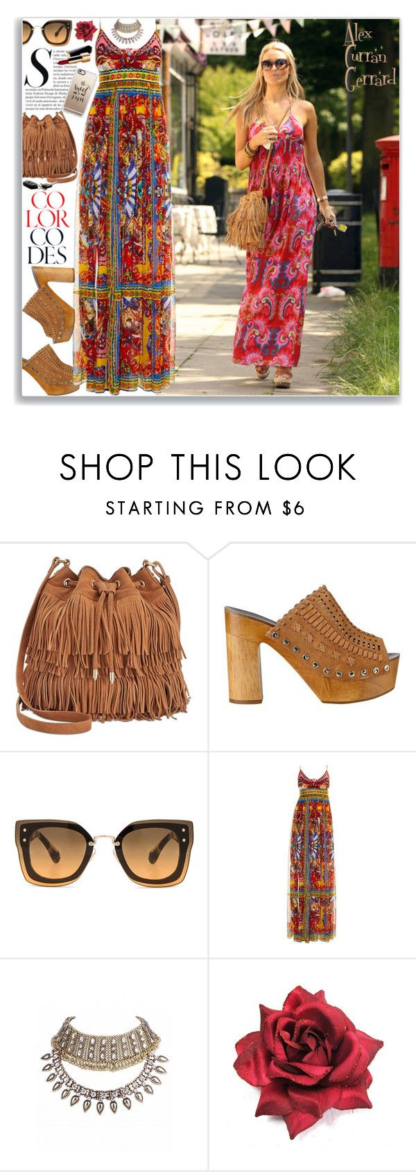 """""""Alex Curran Gerrards summer style ... from the beach to the bar"""" by firstclass1 ❤ liked on Polyvore featuring Sam Edelman, Sigerson Morrison, Miu Miu, Dolce&Gabbana, Casetify and Chanel"""