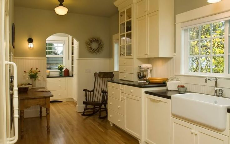 19 best images about french country kitchen inspired on for Country galley kitchen designs