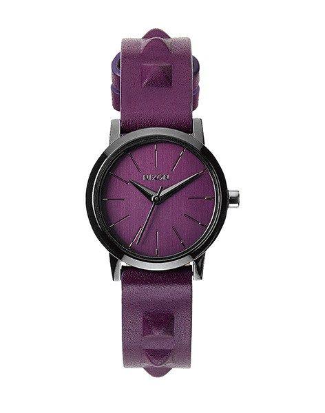 Hodinky Nixon Kenzi Leather bordeaux studded, 3400 Kč | Slevy hodinek