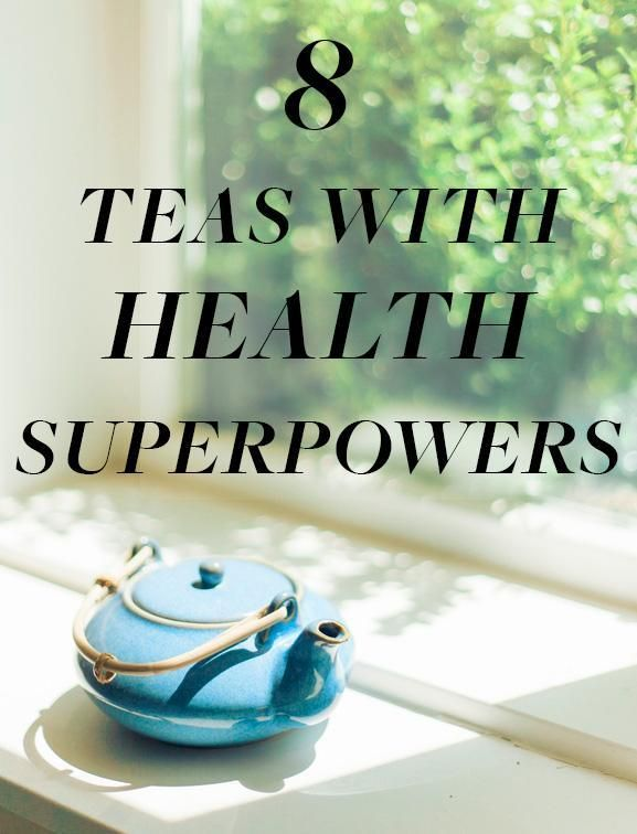 Being a tea lover has lot of perks. Here are the health benefits associated with eight favorites.