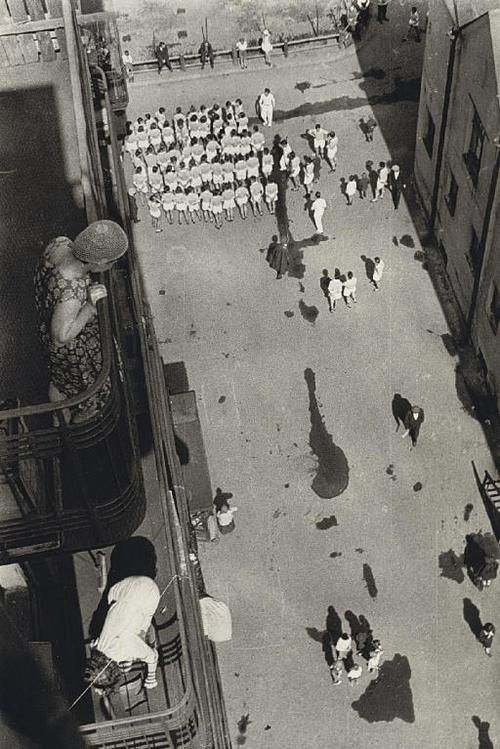 Assembling for a Demonstration, 1928* by Alexander Rodchenko