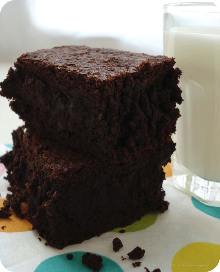 Rachel Khoo Midnight Munchies brownies
