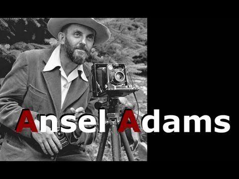 La clave de una fotografía, por Ansel Adams (con subtítulos en español) - YouTube