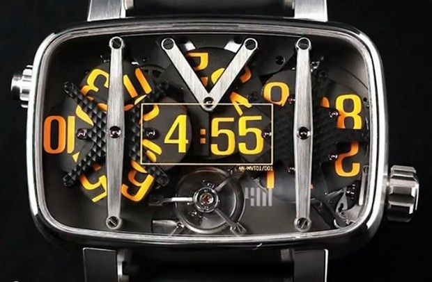 4N Watch by Francois Quentin $187,000