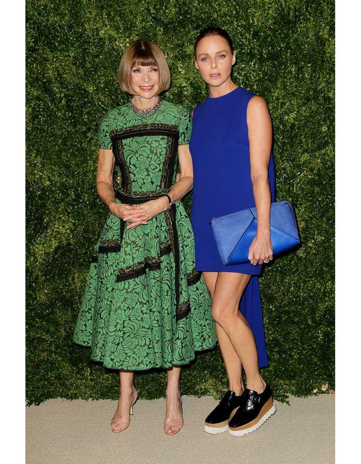 Anna Wintour et Stella McCartney