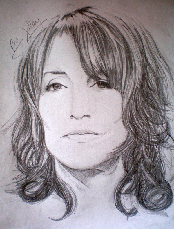 Katey Sagal6 by juley-art on DeviantArt