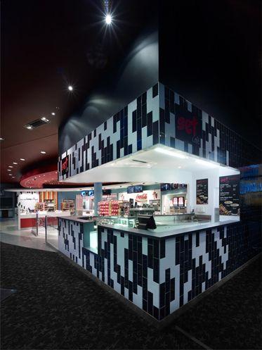 Burwood event cinema lobby, Burwood, New South Wales