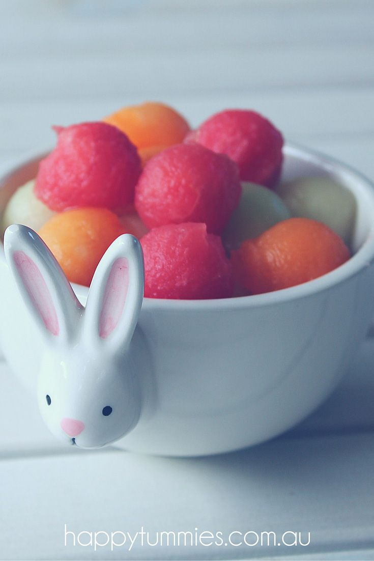 Healthy Easter food ideas for kids!