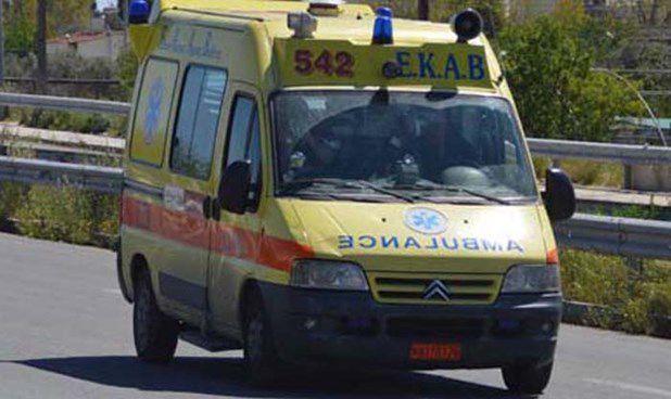 Νεκρός 62χρονος δικυκλιστής στην Κρήτη