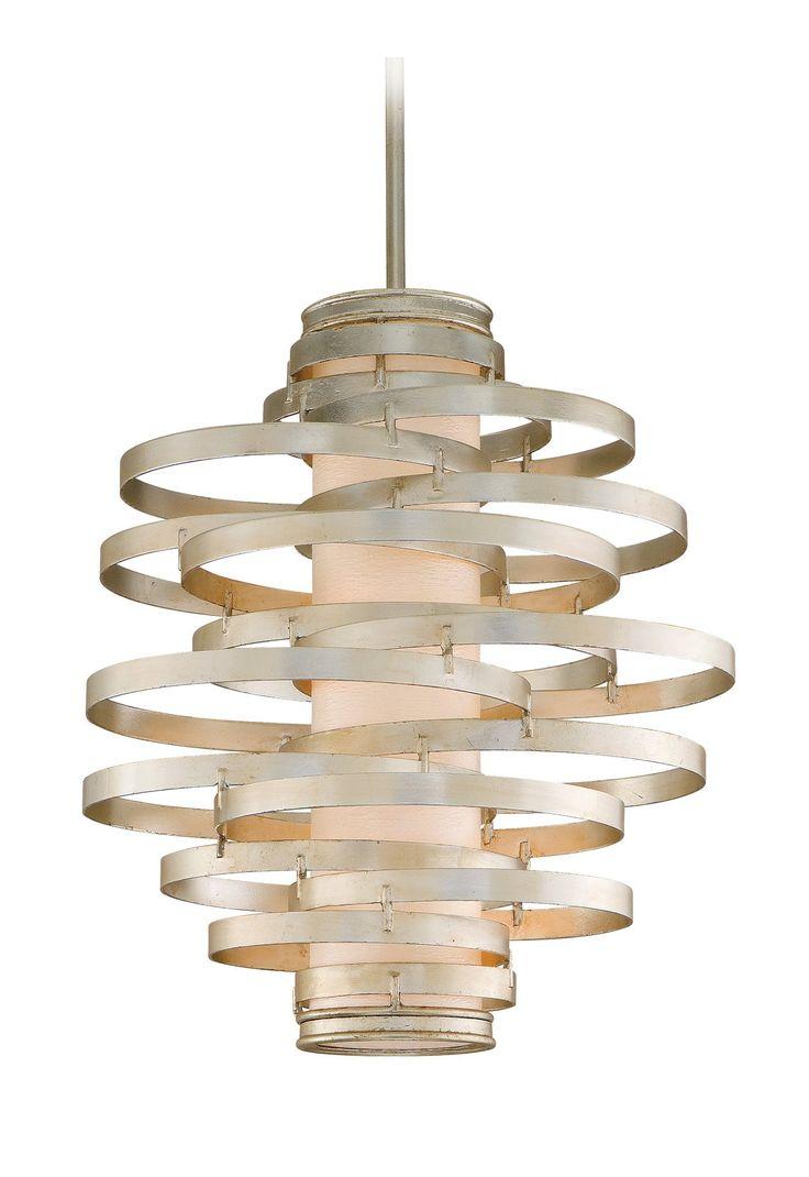 Birgit Anich Staging & Interiors: Swanky Modern / Contemporary Pendant Light - XBC-34-821 23.75 x 23 $1444