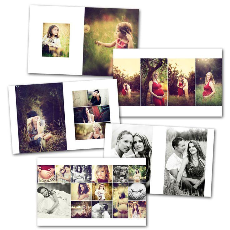 17 best images about album templates 8x10 on pinterest wedding album layout music magazines. Black Bedroom Furniture Sets. Home Design Ideas