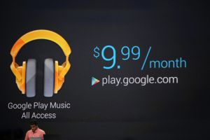 """Google Launches $9.99 A Month """"Google Play Music All Access"""" On-Demand Subscription Service"""