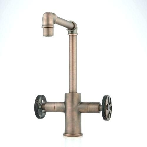 Wrought Iron Bathroom Faucet A