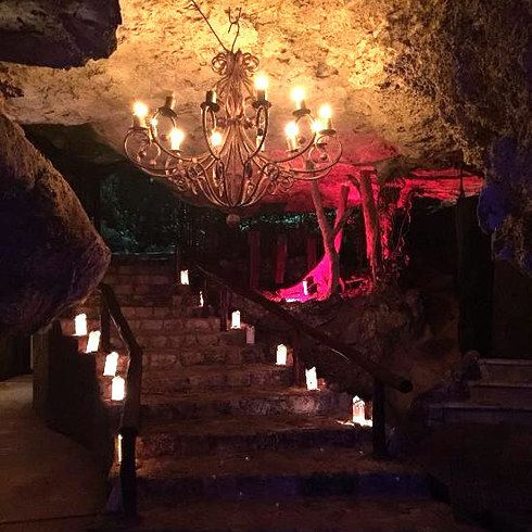 Alux Caverna Lounge — Playa del Carmen, Mexico | 21 Insanely Unique Bars Around The World You Need To Drink At ASAP