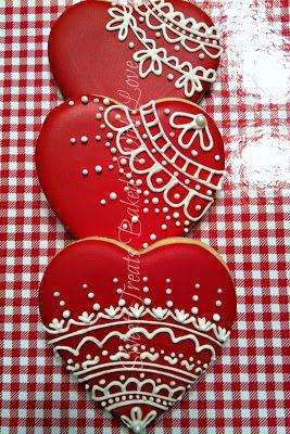 Indian Weddings Inspirations. Wedding Cookies. Repinned by #indianweddingsmag indianweddingsmag.com