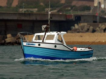 17 best ideas about small fishing boats on pinterest for Small boats for fishing