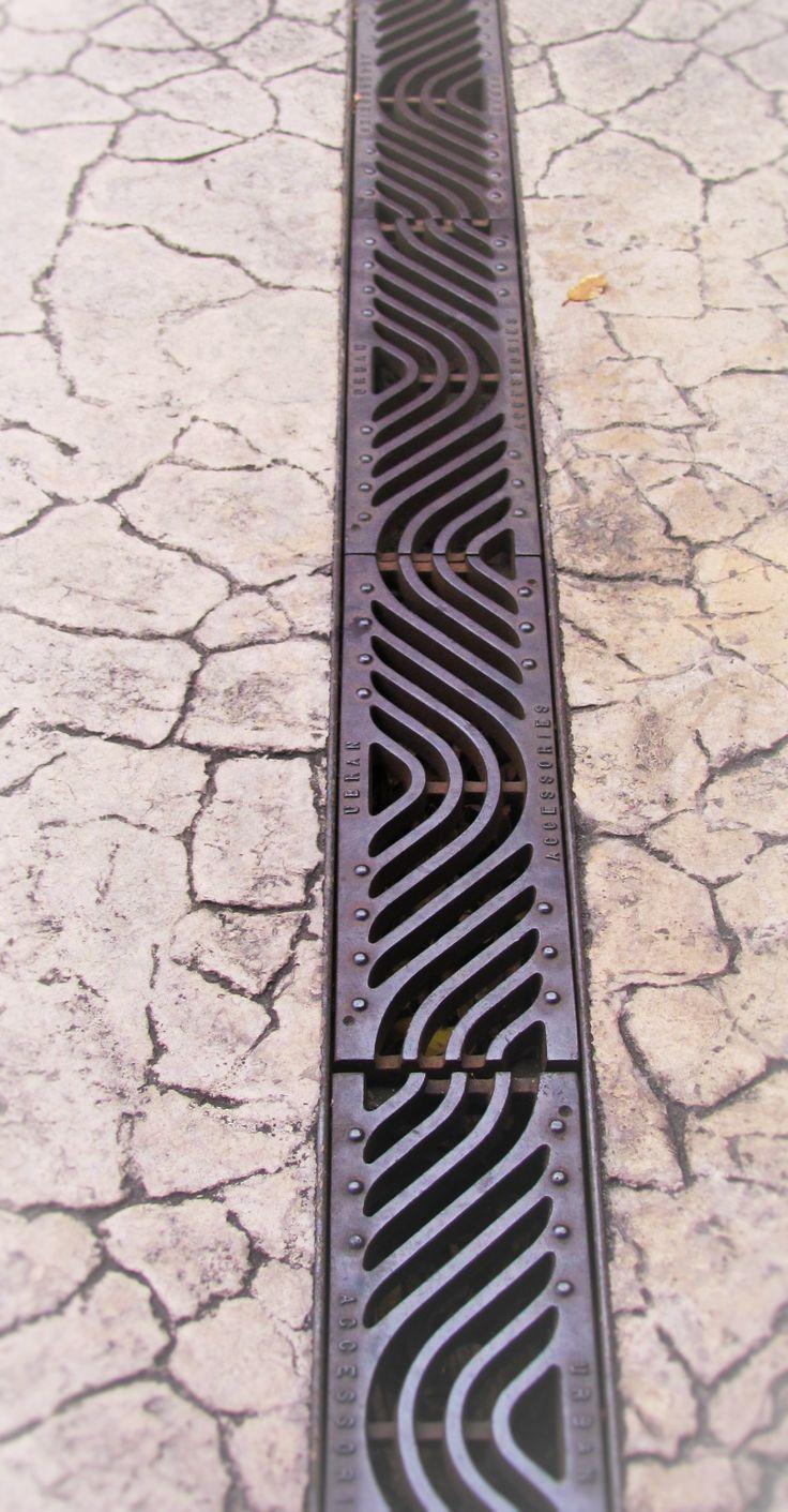 Decorative Yard Drainage : Best drainage images on pinterest driveways