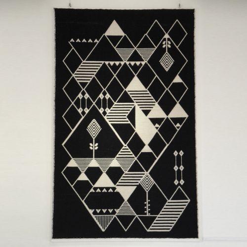 Inverno - cotton floor rug
